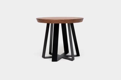 Tables by ARTLESS seen at Private Residence, Los Angeles - ARS End Table