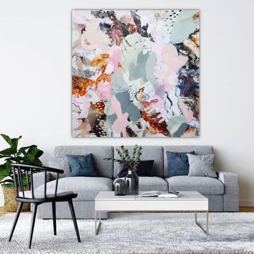 Paintings by Doulene Walker Art seen at Private Residence, Perth - Doulene Walker