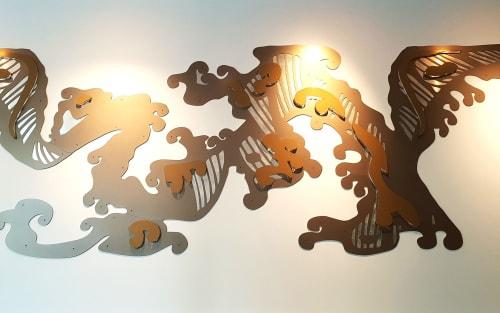 Elysha Rei - Public Art and Sculptures