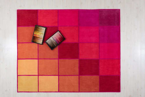 Rugs by Odabashian (official) seen at Miami, Miami - Joe Doucet - Transcendence