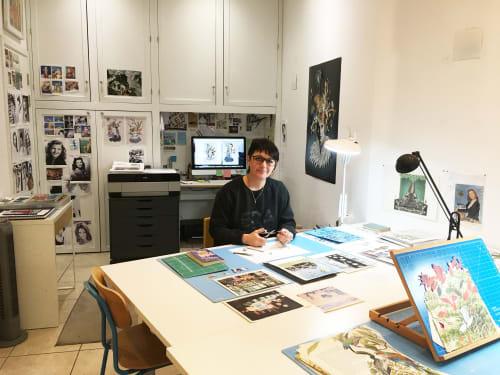 Maria Rivans - Wall Hangings and Art