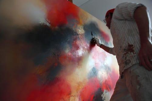 Eelco Maan - Paintings and Art