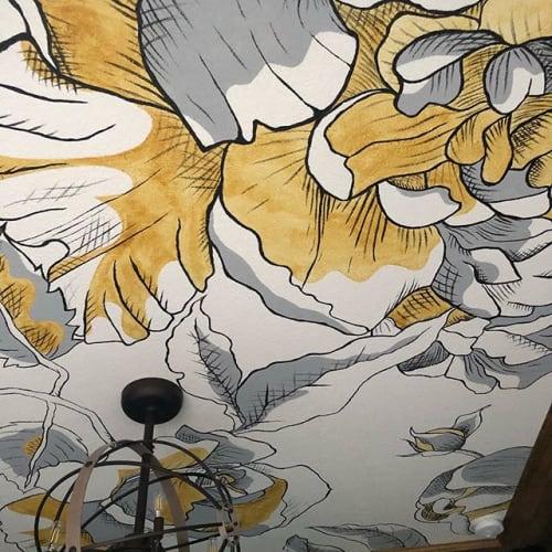 J  B E A N  ART - Murals and Art