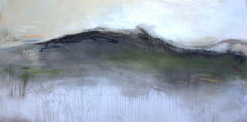 Rae Broyles Abstract Mixed Media