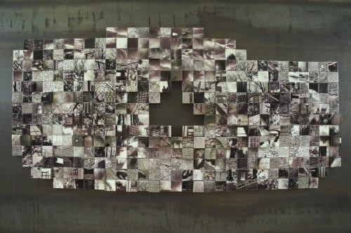 Sculptures by Susan Weinthaler seen at Moelis & Company, New York, New York - Novel, 2011