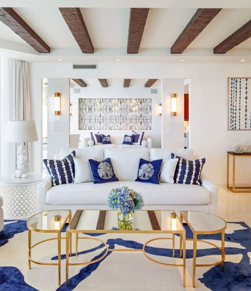 Rugs by MASTOUR Fine Rugs seen at Private Residence, West Palm Beach - Rug