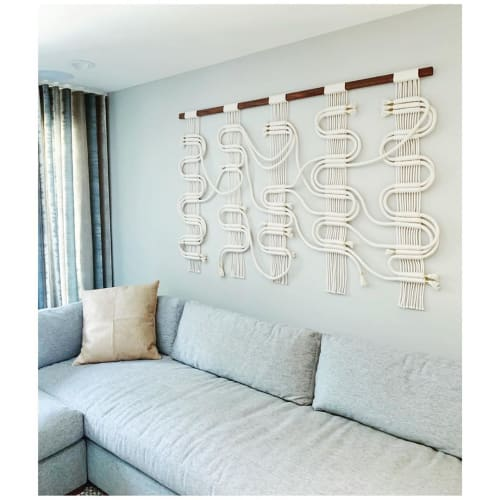 Art & Wall Decor by Windy Chien seen at Private Residence - Circuit Board