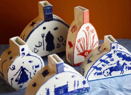 Lydia Horne Ceramics - Planters & Vases and Tiles