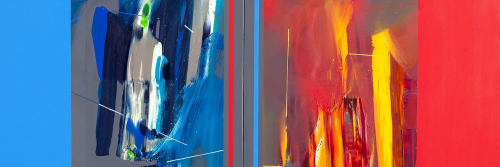Anatoly Akue - Murals and Art