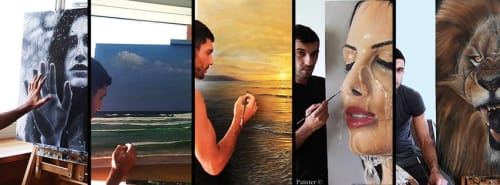 Samuel Hagai - Murals and Art