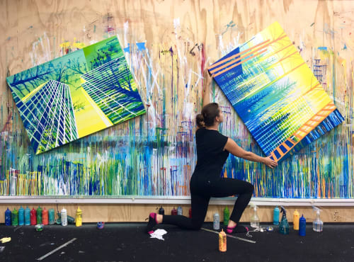 Amy Shackleton - Paintings and Art
