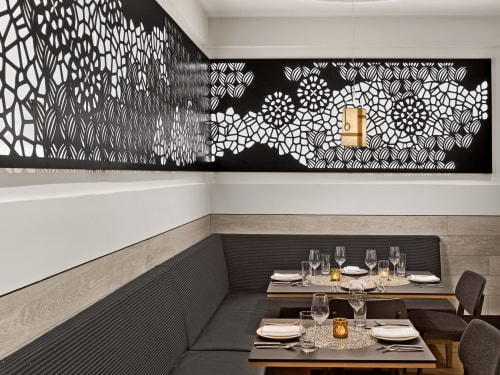 Art & Wall Decor by DM Art seen at LUMA Hotel Times Square, New York - Artwork at Ortzi NYC