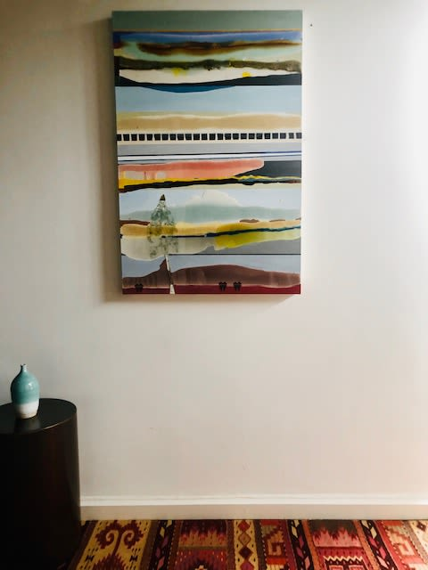 Art Curation by Ursula Kellett seen at Private Residence - Horizons