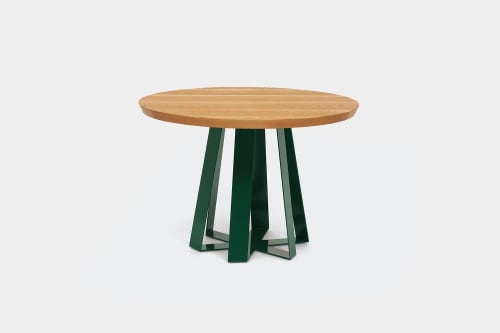 Tables by ARTLESS seen at Private Residence, Los Angeles - ARS XL Table