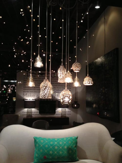 Pendant Lighting By Jude Swafford