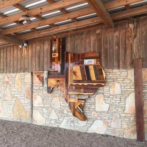 Art & Wall Decor by Art by Brian Phillips seen at Salt Lick BBQ, Driftwood - Salt Lick Forever
