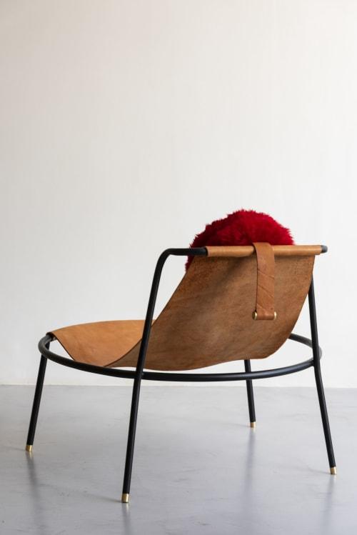 Chairs by Giacomo Tomazzi Studio seen at São Paulo, São Paulo - Bo Armchair
