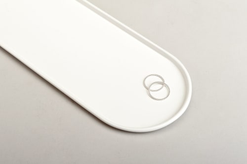 Beauty Products by studio.drei seen at Private Residence, Pforzheim - Beadring