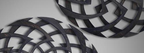 SpunWheel - Sculptures and Art