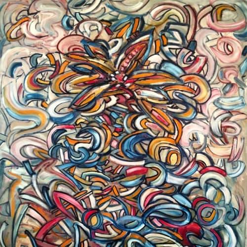 Made Manifest | Paintings by Debbie Daise Art    @Debbiedaiseart