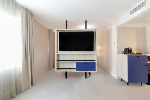Architecture by Shulman + Associates seen at Greystone Miami Beach, Miami Beach - Architecture