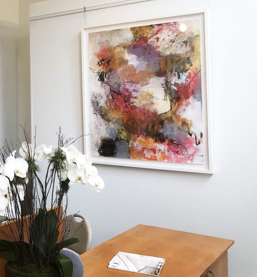 Paintings by Martica Griffin seen at GALLERY, New York - Improv