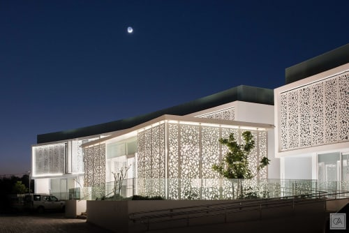 Lighting Design by Rama Mendelsohn Lighting Design seen at Arsuf, Israel, Arsuf - Arsuf Panoramic