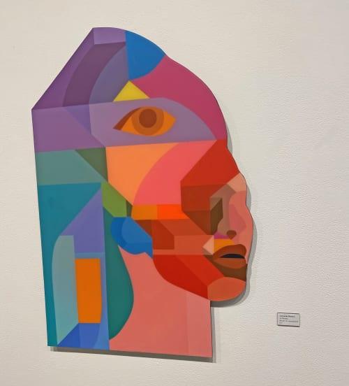 Murals by Moleiro Artwork at Keystone Art Space, Los Angeles - La Mirada