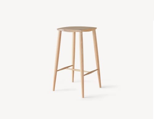 Palmerston Stool   Chairs by Coolican & Company
