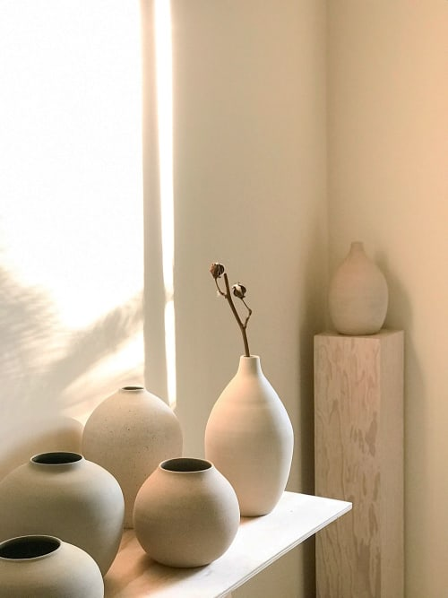 Vases & Vessels by ENCRUDO seen at Private Residence, Guadalajara - Bol