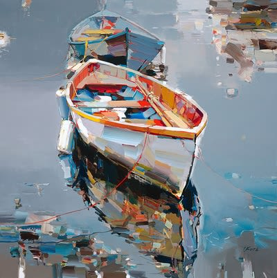 "Art & Wall Decor by YJ Contemporary seen at East Greenwich, East Greenwich - Josef Kote ""Direct Insight"
