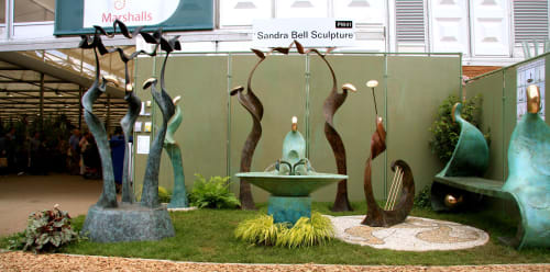 Sandra Bell - Sculptures and Public Sculptures