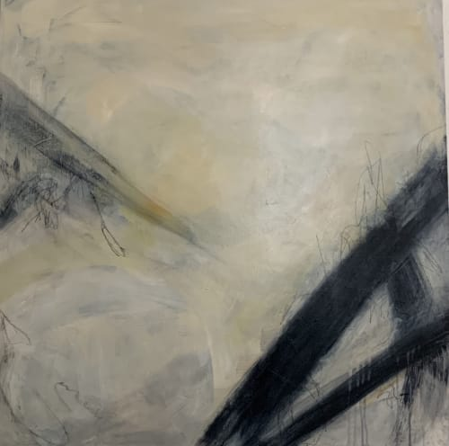 Paintings by Kelly Dillard Art seen at Private Residence - LEU