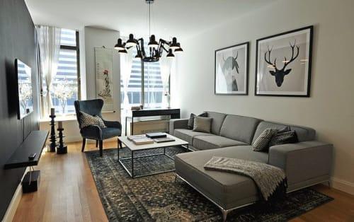 Interior Design by Casa Nolita seen at Private Residence, New York - Interior Design