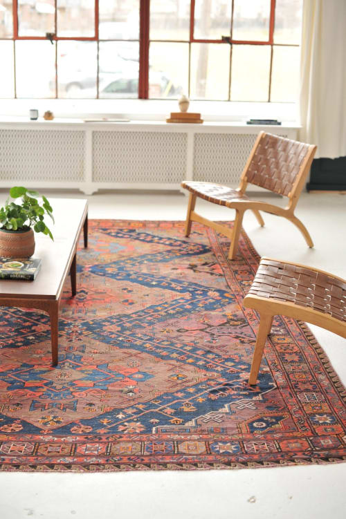 Rugs by The Loom House seen at Creator's Studio, Milwaukee - Nuella