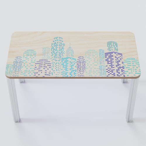 Urbis Desk   Tables by Chassie Studio   The Bronx in Bronx