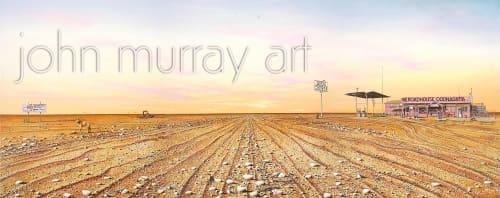 John Murray - Murals and Street Murals