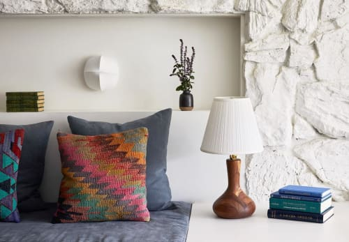 Pillows by OddBird Co. seen at Scribner's Catskill Lodge, Hunter - Kilim Pillows