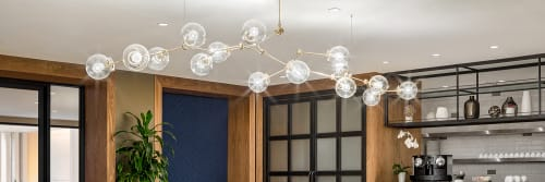 Pendants and Chandeliers by studioPGRB