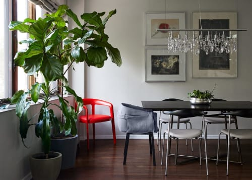 Tables by Cliff Young Ltd. seen at Private Residence, Brooklyn, Brooklyn - Table