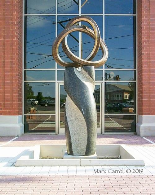 Public Sculptures by The Sculpture Studio LLC seen at Lansdale, Lansdale - Endeavor