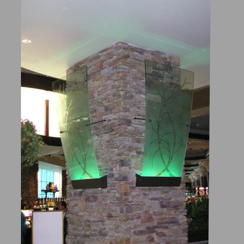Sconces by ILEX Architectural Lighting seen at Festival Buffet – Foxwoods Resort Casino, Mashantucket - Interior Wall Sconce