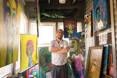 Zach Bartz - Murals and Art