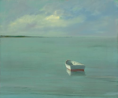 "Art & Wall Decor by YJ Contemporary seen at East Greenwich, East Greenwich - Anne Packard ""Adrift"""