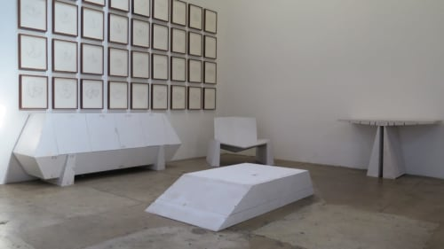 BRANT RITTER - Tables and Chairs