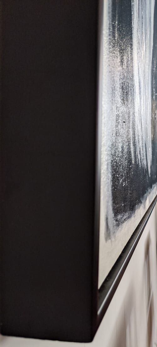 Paintings by Claire Cavanna seen at Private Residence, Sydney - Rhythm of Language