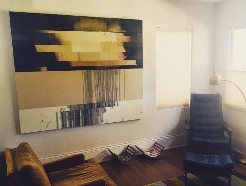 Paintings by Cynthia Ona Innis seen at Private Residence, Berkeley, CA, Berkeley - Bleach