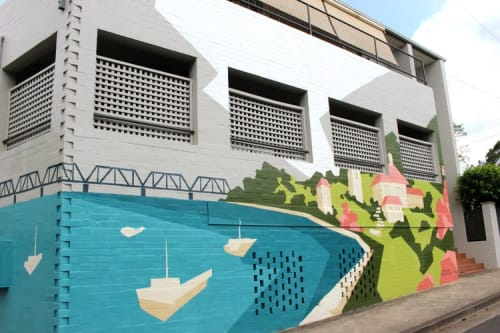 Helen Proctor - Murals and Paintings