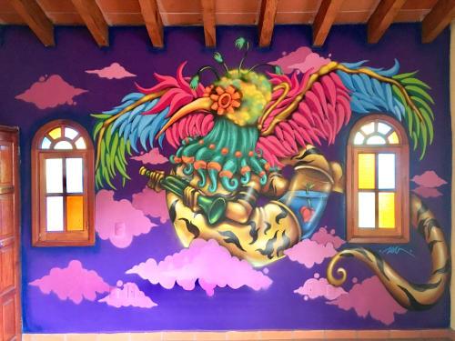 Q Zean - Murals and Art