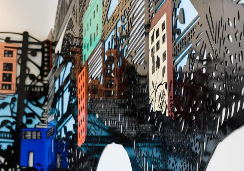 Priscila De Carvalho - Public Art and Art